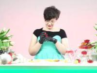 Jak ozdobić makaroniki - słodkie ptaszki || Słodka Furia 8