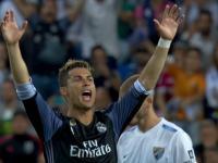 Radość piłkarzy i kibiców Realu Madryt po zdobyciu tytułu ligi