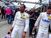 Raw Backstage - DTM - Lausitz - 20.05.2017