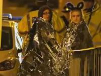 Zamach terrorystyczny w Manchesterze 22.05.2017. Terrorist attack in Manchester 22.05.2017.
