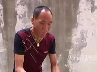 Chiński mistrz Kung-fu rozpala trociny ustami