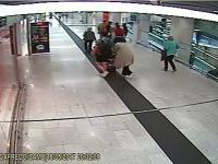 Próba wylegitymowania obcokrajowca zakończona atakiem na funkcjonariuszy