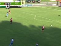 Kuriozalny samobój w lidze białoruskiej