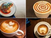 Sztuka Malowania Na Kawie