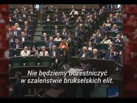 Dobre wystąpienie Premier Beaty Szydło w sejmie / 24.05.2017