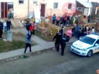 Słowacka policja robi porządek w cygańskiej dzielnicy