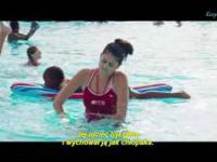 Kara za sikanie w basenie