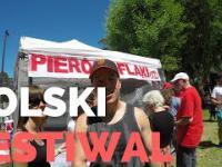 Ceny oraz smak polskiego jedzenia na Polskim Festiwalu w Kalifornii