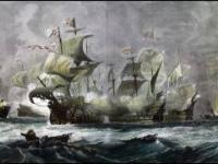 Polscy żeglarze - bitwa