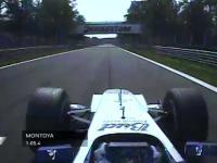 Najszybsze okrążenie w historii F1