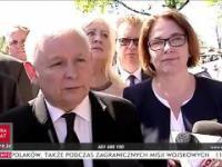 Kaczyński dosadnie MASAKRUJE Komorowskiego!