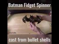 Batman Fidget Spinner !!! Make of !!!