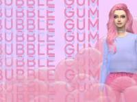 The Sims 4: Create a Sim|Bubble Gum