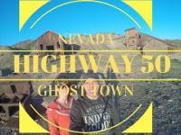 Najnudniejsza droga w USA i Ghost Town