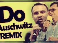 Andrzej Duda & Zbigniew Stonoga - Despre Auschwitz Parodia