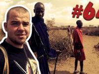 64 Przez Świat na Fazie - Kenia - Masajowie cz.1