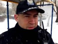Policjant nie życzy sobie upowszechniania nagrania, po czym...