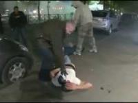 Francuska policja po cywilu kontra złodzieje