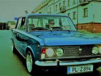 Muzyczny hołd dla Fiata 125 p