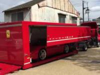 Tak wygląda dostawa nowego Ferrari