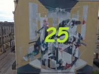 Łódź ul.Legionów Mural (25)