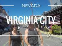 Niewiele jest amerykańskich miast w takim stylu: Virginia City, Nevada