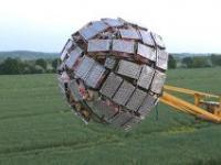 Bajeranckie odpalanie 5000 fajerwerek