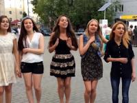 Piękna rosyjska muzyka - posłuchajcie dziewczyn z zespołu Beloe Zlato