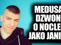 MEDUSA - JANINA DZWONI I ZAMAWIA NOCLEG!!!