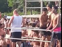 Multikulti impresje z basenu w Berlinie
