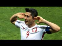 Robert Lewandowski all 11 World Cup 2018 Qualifiers goals