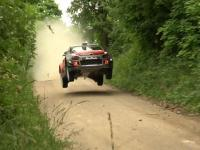 Breen/Martin test before RALLY POLAND 2017