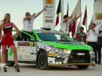 Cyprus Rally 2017 - rajd cypru 3>2>1 start