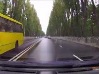 Puszka gazu pieprzowego ostudziła zapędy ukraińskiego kozaka