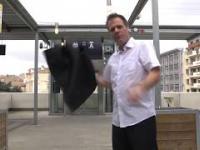 Rémi Gaillard i najlepsze wkręty z wykorzystaniem windy