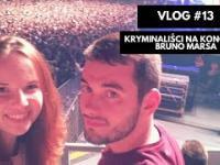 Kryminaliści na koncercie Bruno Marsa w Krakowie
