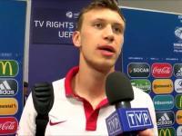Krystian Bielik wk*rwiony na trenera i treningi reprezentacji
