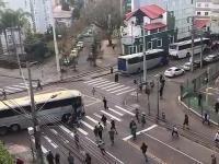 Brazylijscy kibice Corinthians masakrują rywali