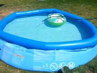 Pomysłowy sposób na ciepłą wodę w basenie za darmo!