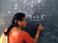 nauka matematyki w Indiach
