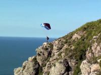 Precyzyjne latanie na paralotni