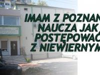 Imam z Poznańskiego Meczetu wprost o wojnie, rzezi i podatkach dla niemuzełmanów