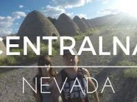 Jak wygląda centralna Nevada w USA?
