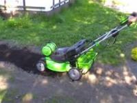 Polak stworzył kombajn ogrodowy