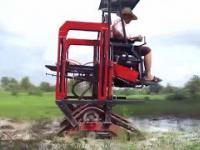 Niesamowite maszyny rolnicze