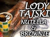 LODY TAJSKIE ROLOWANE - Brownie i Nutella - Ice Cream Rolls 1