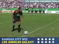 Piłka nożna czy hokej? Karne z MLS w latach 90