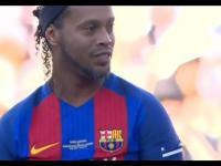 Ronaldinho wciąż ma w sobie to coś