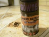 Reklama sprayu na gówno