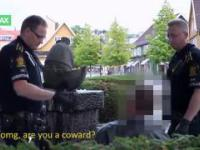 Norweska policja dokonuje najśmieszniejszego aresztowania